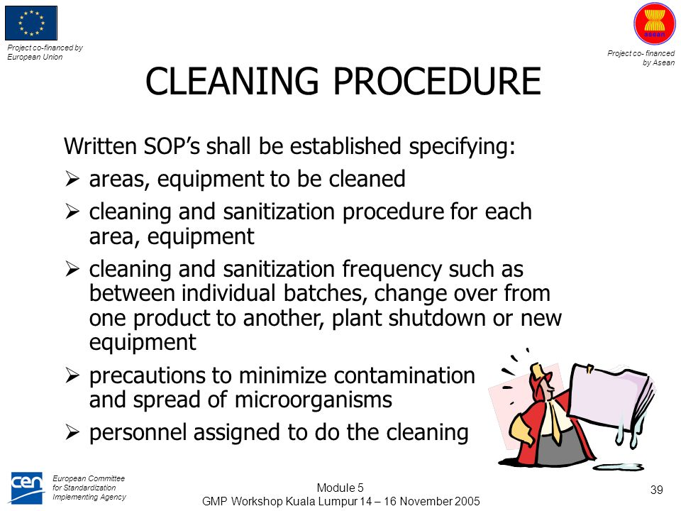 100+ Cleaning Procedures – yasminroohi