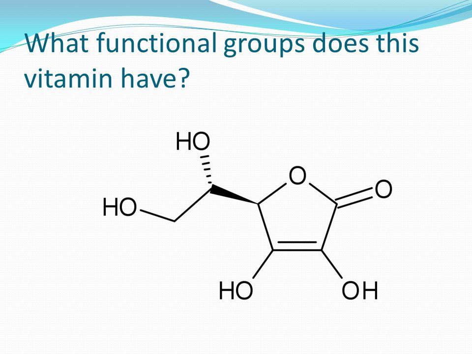 Properties Of Functional Groups Organic Chemistry