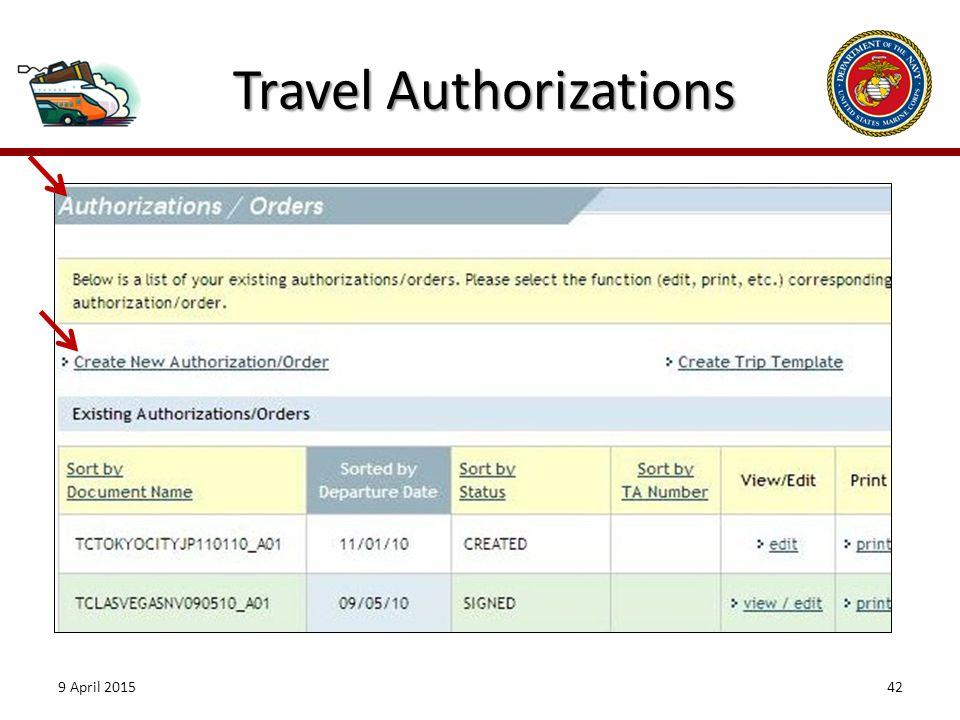 Business Travel Expenses Estimate