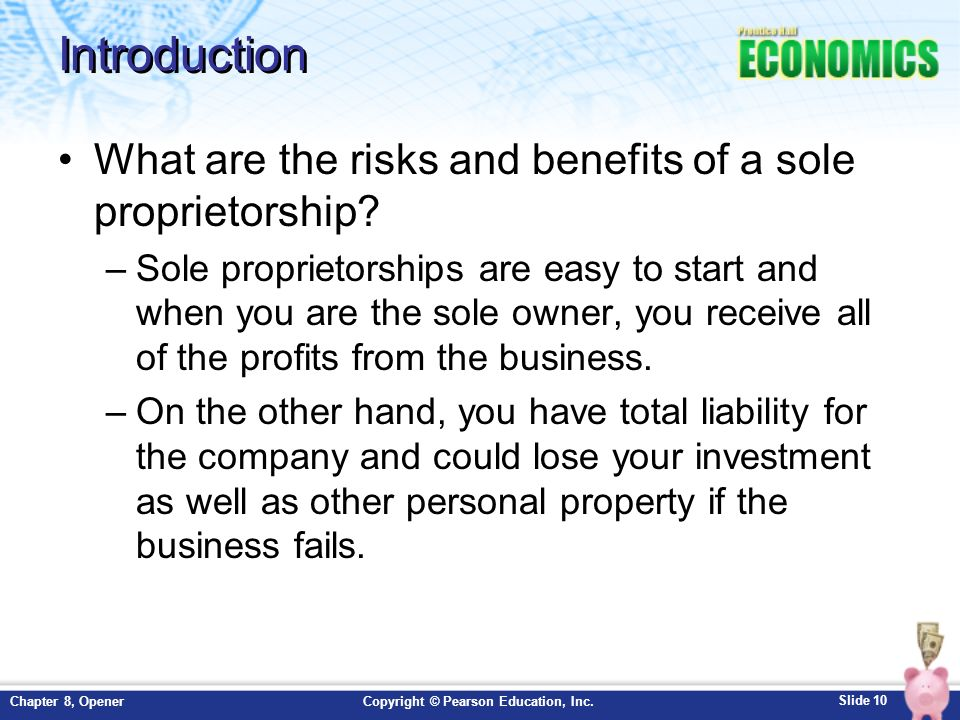 Job Responsibilities of the Manager of a Sole Proprietorship