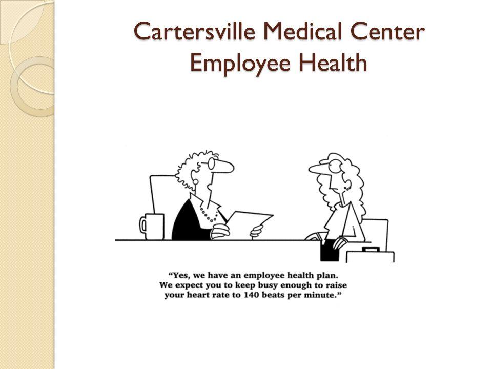 Cartersville Medical Center Employee Health