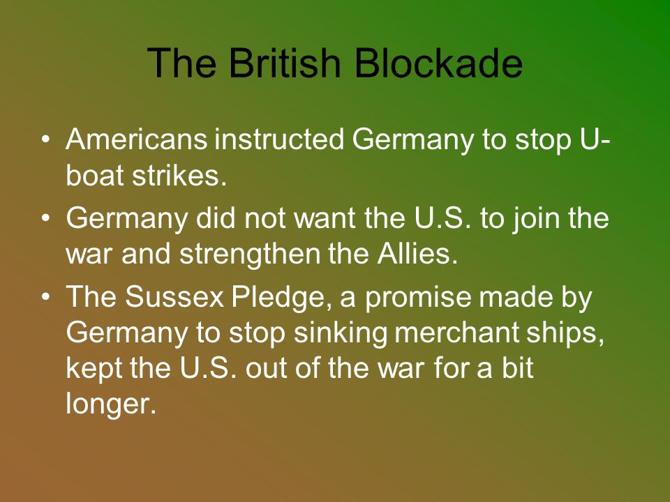 In the sussex pledge germany promised pic 125