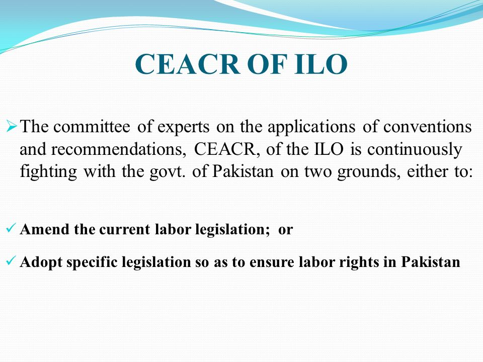 Ilo convention 102 pdf