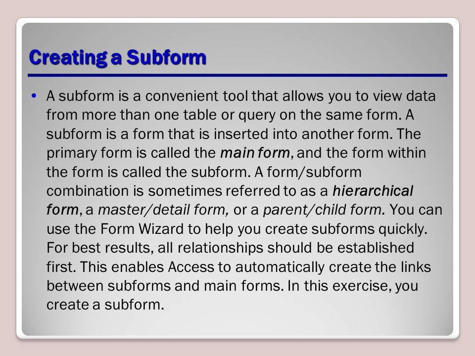 Advanced Forms Lesson ppt video online download
