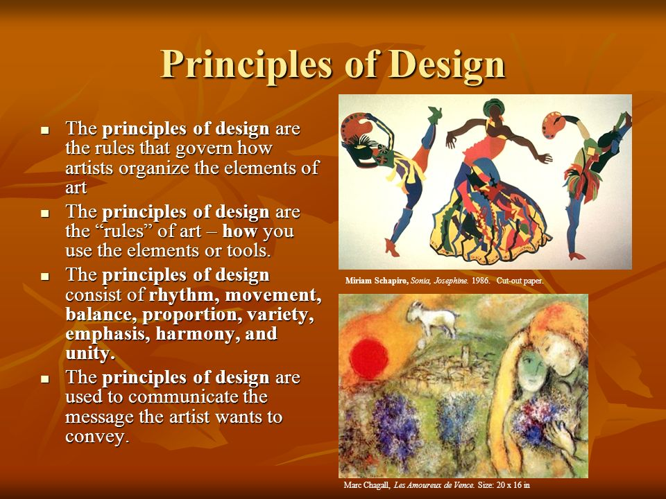 Principles Of Art Variety : Chapter 1 arttalk textbook ppt video online download
