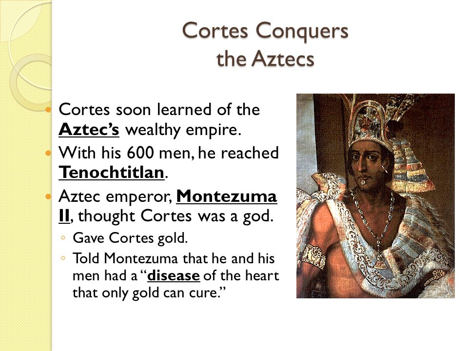 aztec and cortes relationship