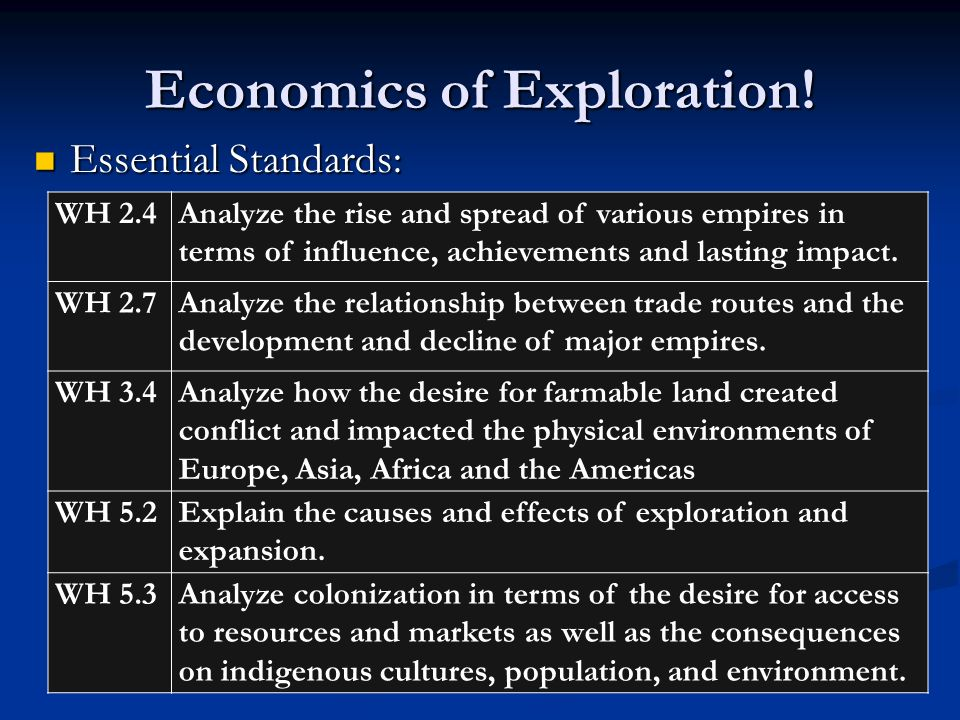 What Were Some of the Negative Effects of the Age of Exploration?