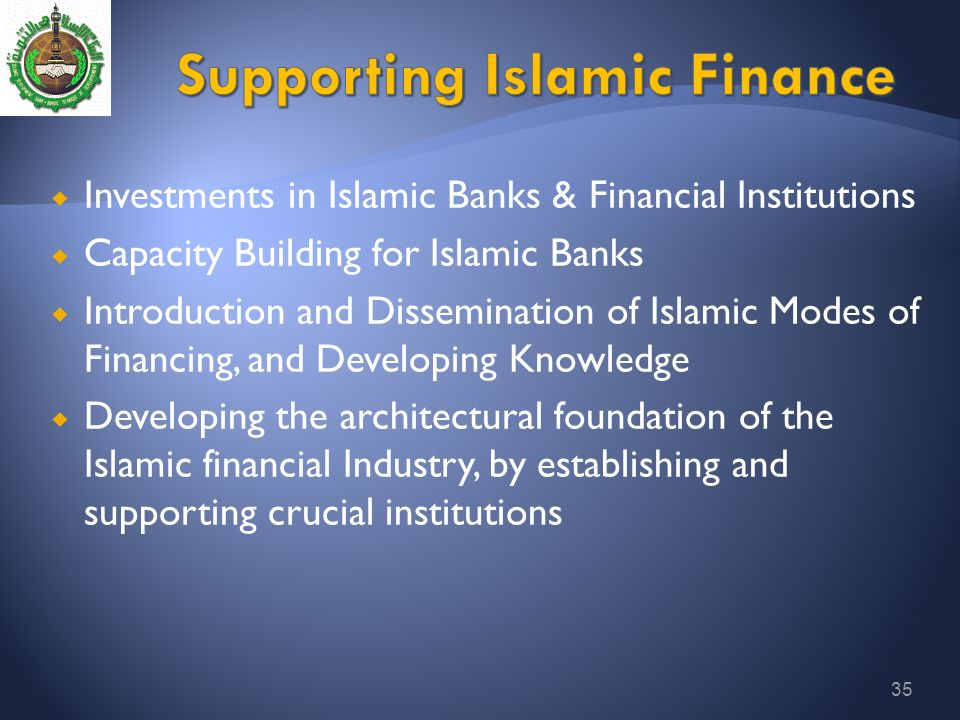 islamic mortgage growth and its awareness Growth of islamic financial system because muslim community is eager to take financial  banking, insurance, mortgage, and  awareness and adoption towards.