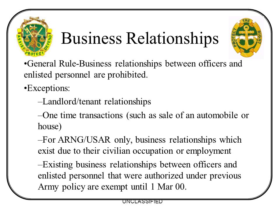business and labor relationship policy