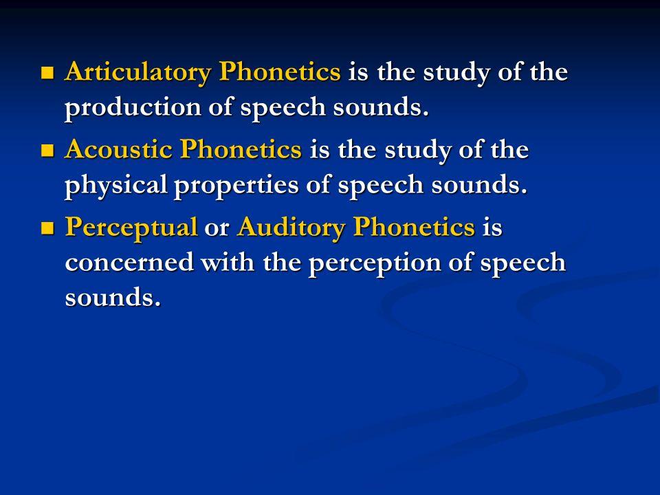 Phonetics | linguistics | Britannica.com