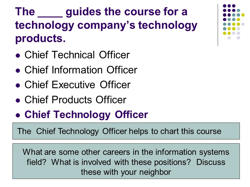 an analysis of the role of a chief security officer in a company In large corporations, chief security officers may provide both physical and information security however, given the increasingly digital nature of society - from business to education to healthcare - the most prevalent type of chief security officer is the information security type, who is responsible for protecting company and.