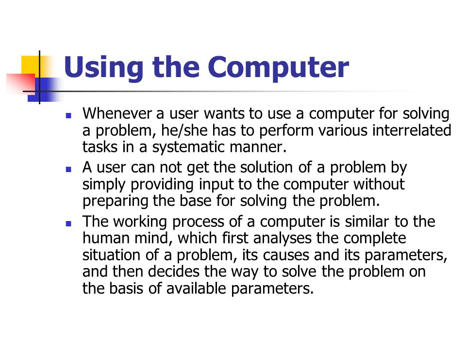 problem in the use of computerised Problems that require enforcement can use technol- ing their problem-solving or pop projects in a computer your agency can create its own application.