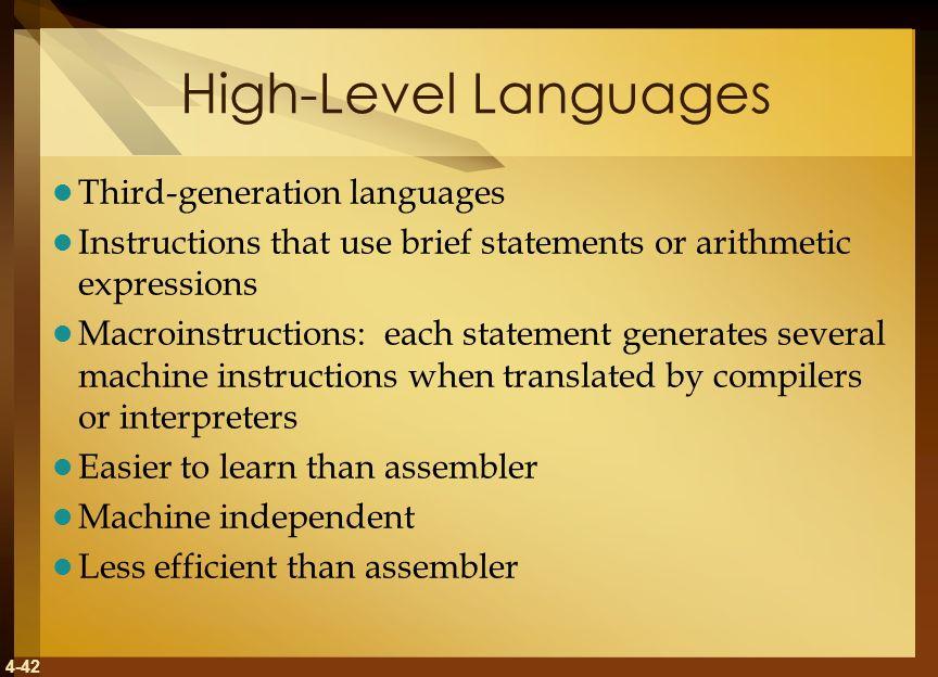 A Complete List of Computer Programming Languages - Medium