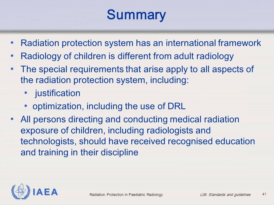 radiation protection in paediatric radiology - ppt video online, Human Body
