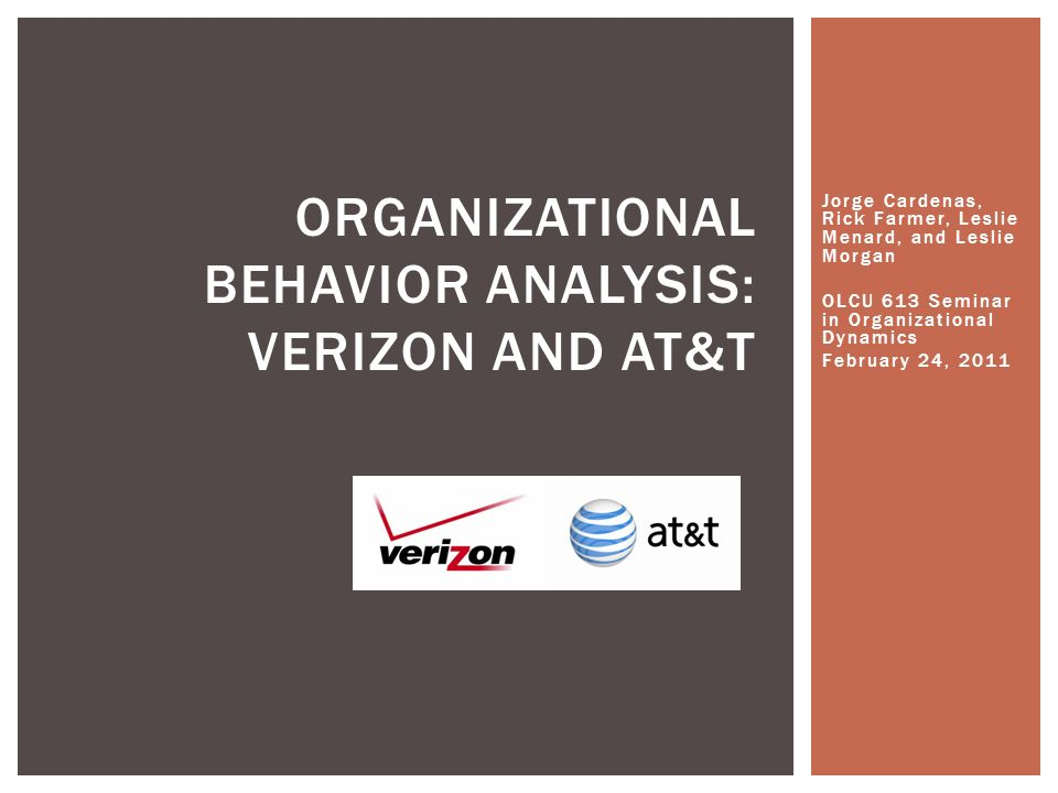 vertical analysis for at t and verizon At&t vs verizon stock smackdown: if you could own only one here's how forward price-to-earnings valuations for at&t and verizon stack up.