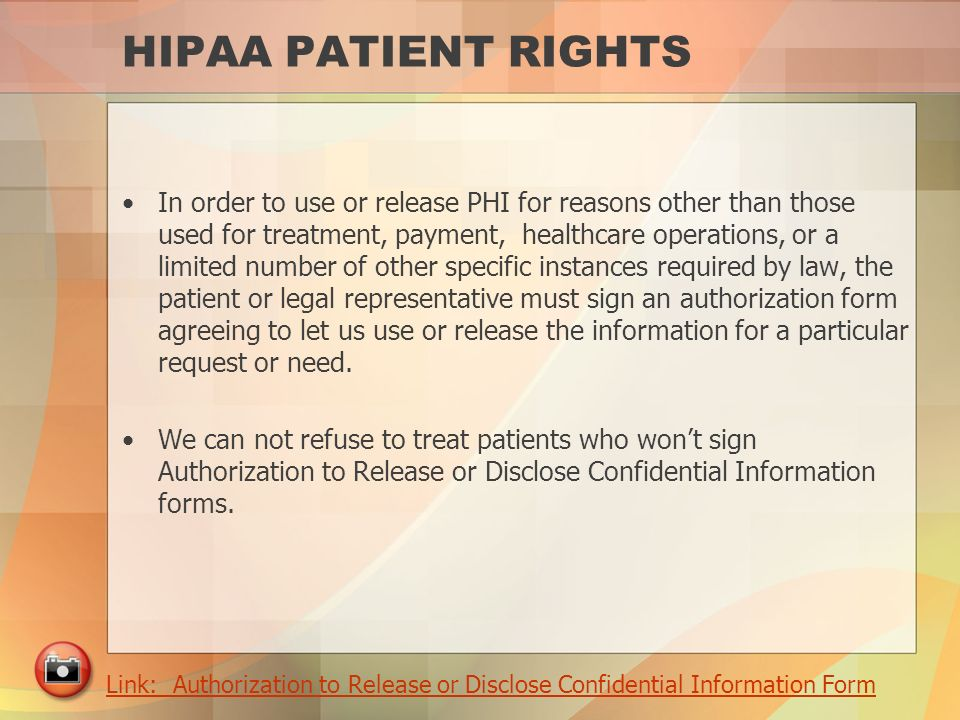 Hipaa Understanding The Privacy And Security Regulations  Ppt