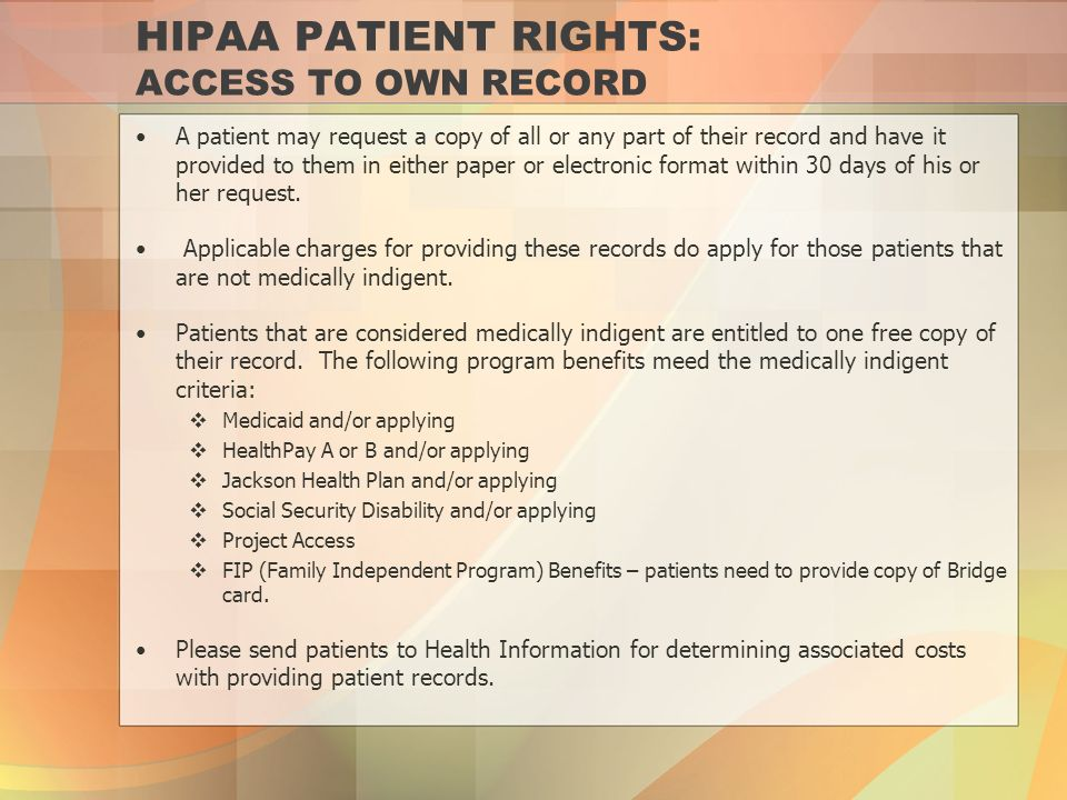 a patients rights essay Human respect is the main pillar of basic ethical principles beneficence dilates upon not harming the individual at all or minimizing the harm and raising the benefits.