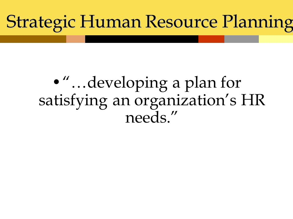strategic process for recruiting employees Prioritize the recruitment efforts and resources: if you do not have a recruitment strategy, then you most likely do not prioritize the recruitment process high enough if that is the case, then you do not have a way of allocating your efforts and resources to the recruiting process.