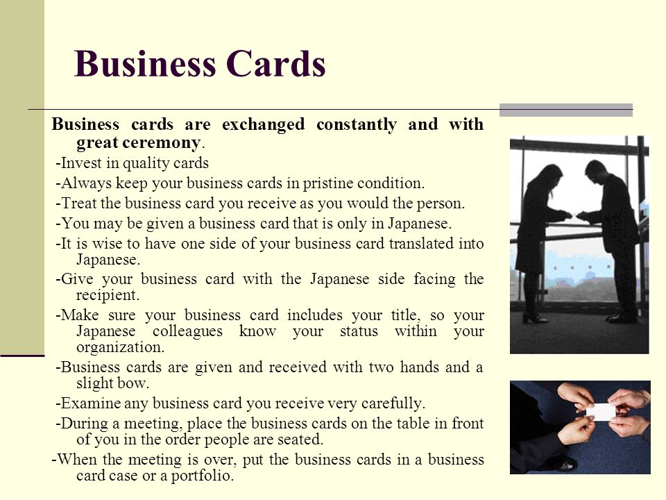 Japan ppt video online download 3 business cards reheart Gallery