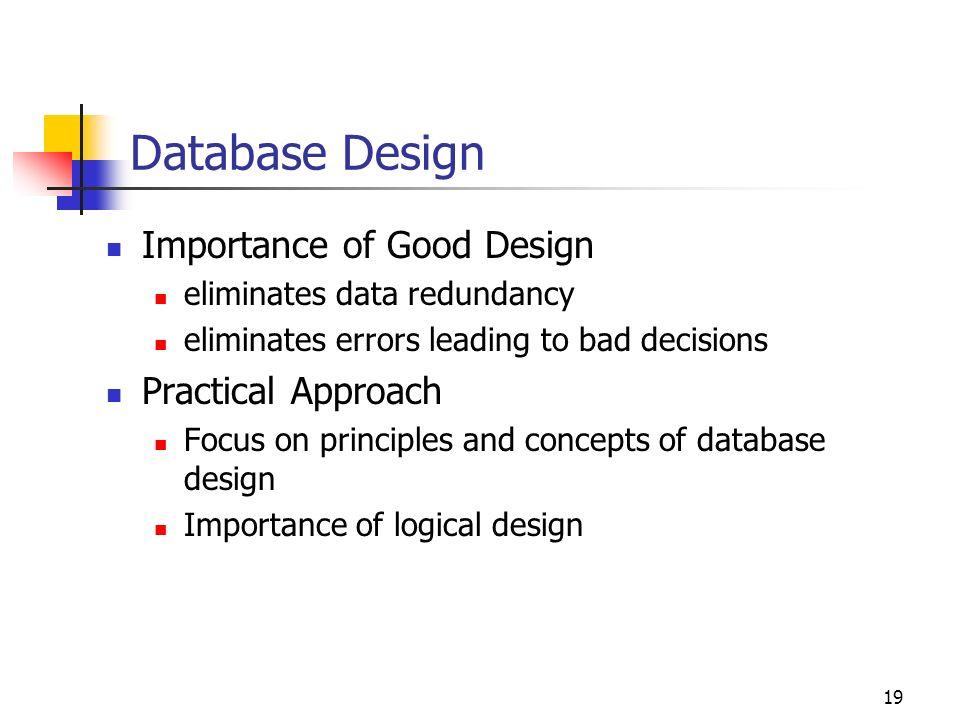 Database Design Lecture 1 Ppt Video Online Download
