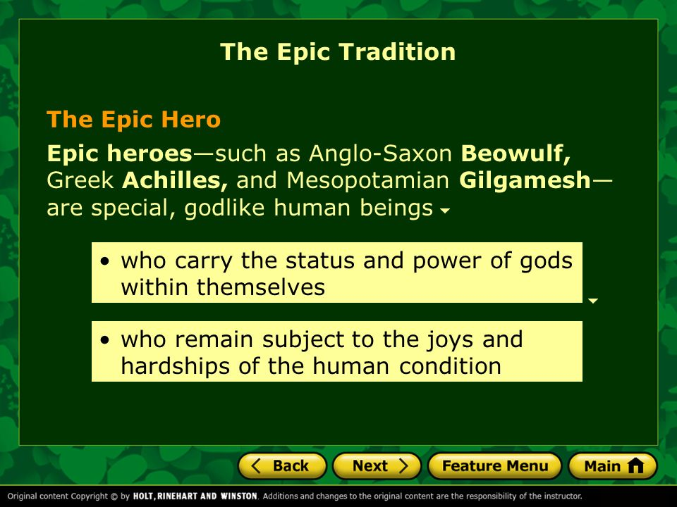 achilles gilgamesh and beowulf