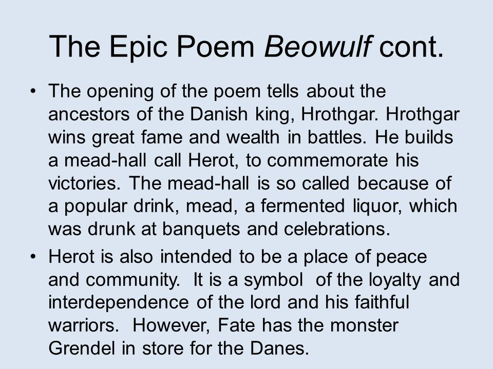the significant battles of beowulf Significance of batte, what makes a hero heroic what is the most important quality of a hero how does god help beowulf in his battle with grendel's mother.