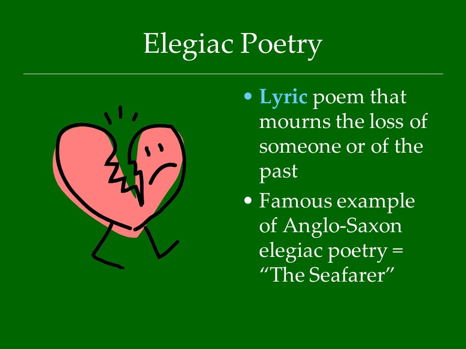 "unique poems beowulf and the seafarer Beowulf) • ""the seafarer"" is divisible into two sections, the first elegiac and the second whatever themes one finds in the poem, ""the seafarer."