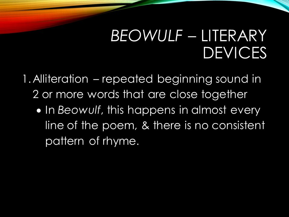 beowulf essay assignments Beowulf boast beowulf: the boast we are reading about the many adventures of beowulf and the brave thanes among the danes and the geats.
