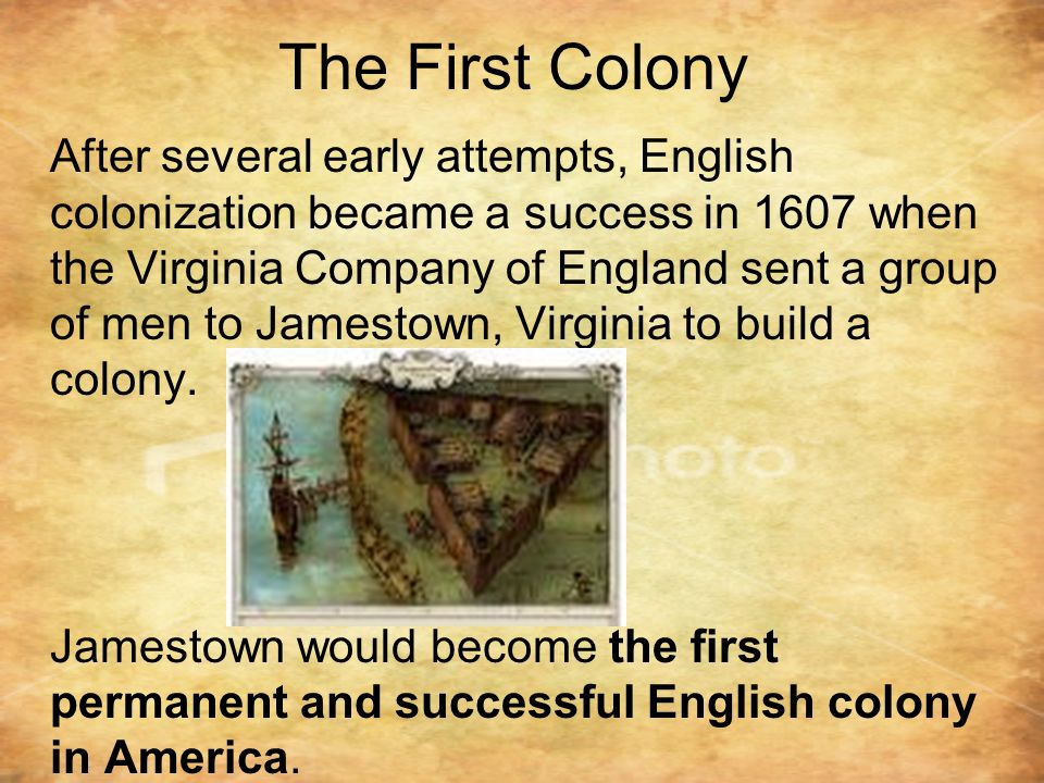 Colony of Virginia