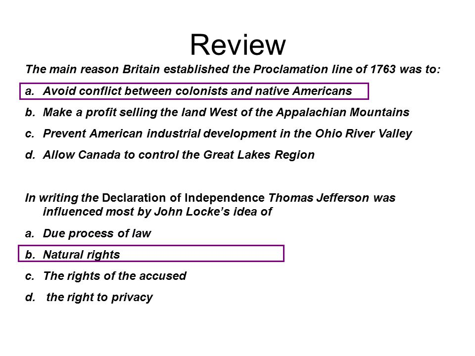 the main reason why the british There were actually several reasons why the war of 1812 started the official reason as made clear in the declaration of war by the united states of america to great britain was the impression issue that was made by the british government under their orders-in-council this impression issue is an.