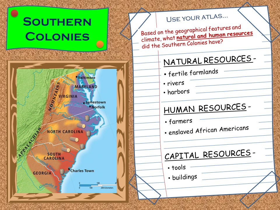 What Natural Resources Did The New England Colonies Use