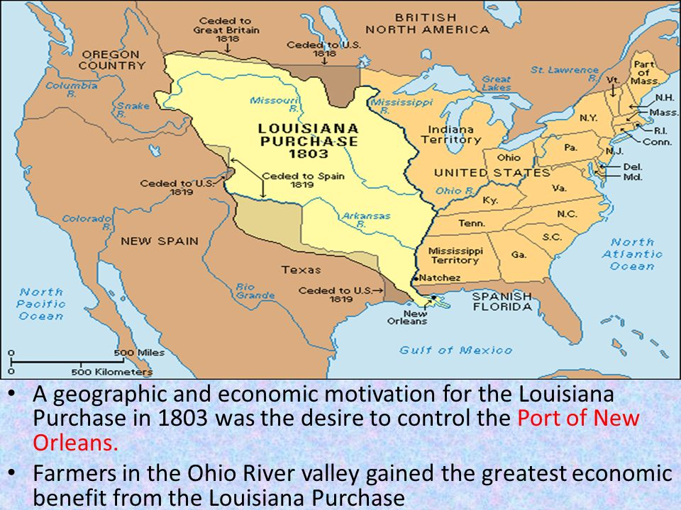 an overview of the louisiana purchase of 1803 A free, easy-to-understand summary of louisiana purchase treaty that covers all of the key plot points in the document.