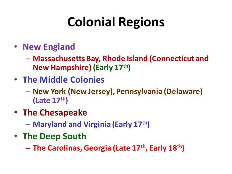 chesapeake vs mass bay The new england colony vs the chesapeake bay colony can someone please give me some detailed information on.