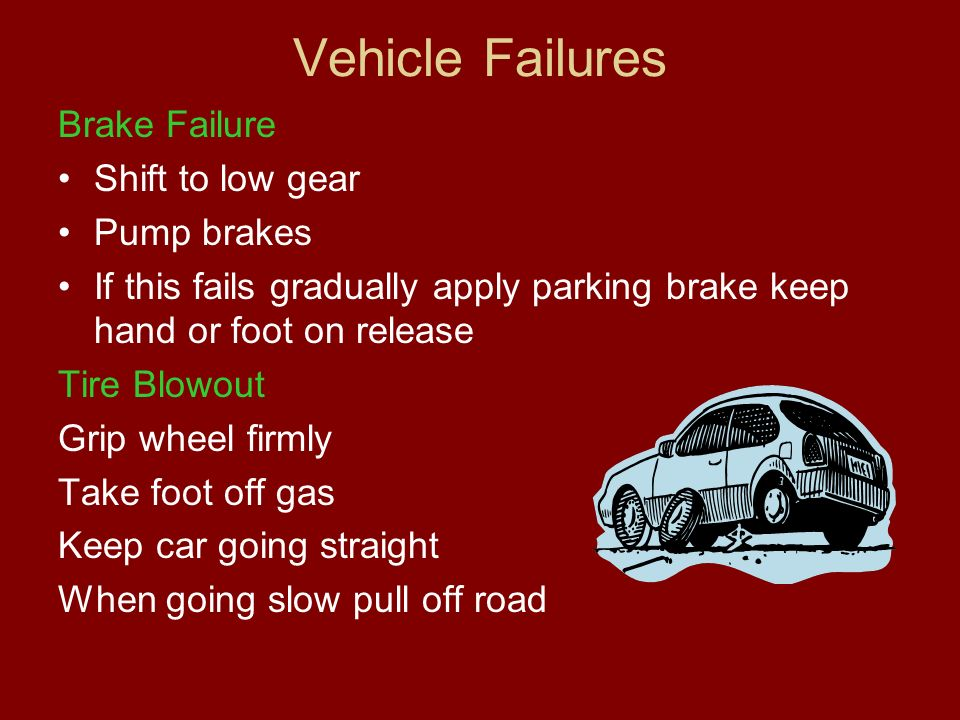 Prevent a Collision (crash) - ppt video online download