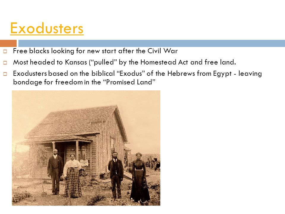 Looking to the west the indian wars ppt video for Kansas homestead act