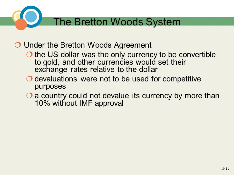 The international monetary system ppt download the bretton woods system platinumwayz