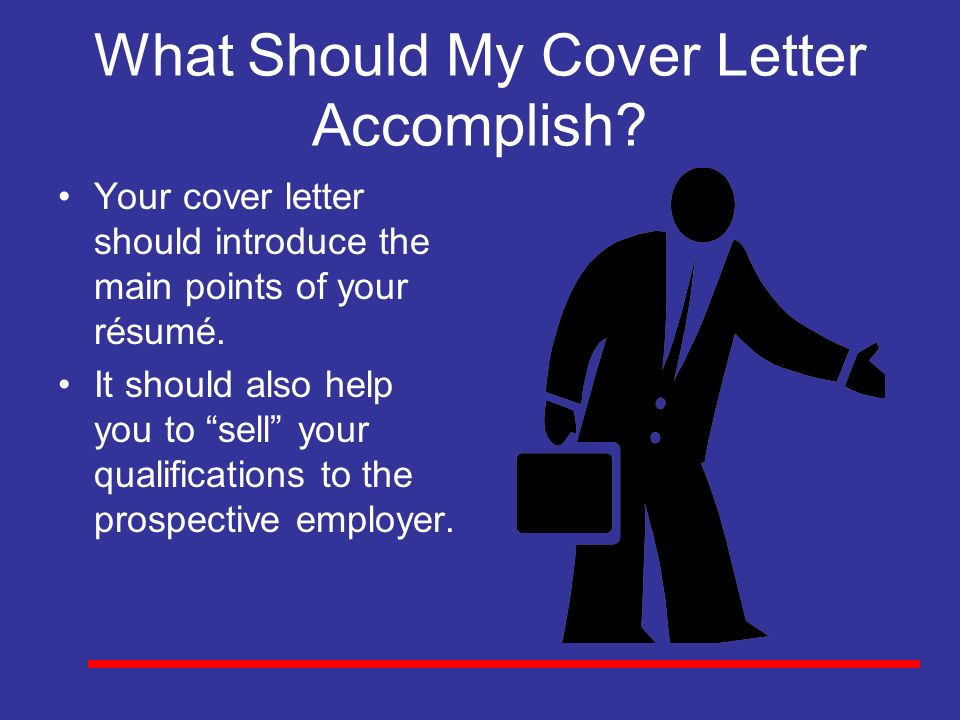 should you have a cover letter for your resume - what is a cover letter a cover letter expresses your