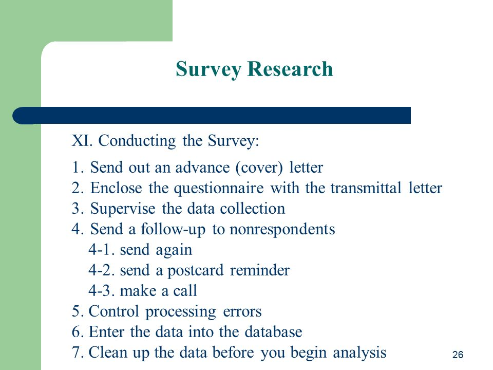 research survey cover letters - Etame.mibawa.co