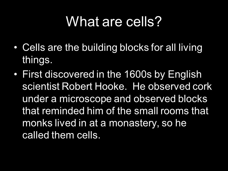Cells The Cell Theory Cornell Notes Ppt Video Online Download
