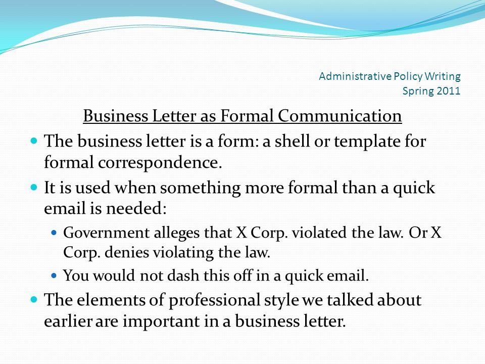 Business correspondence form juvecenitdelacabrera business correspondence form flashek Image collections