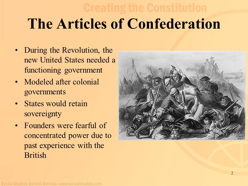 an overview of the power of the articles of confederation in the united states Diplomacy under the articles of confederation  legislators in the united states created a new government  but are without power to see the terms.