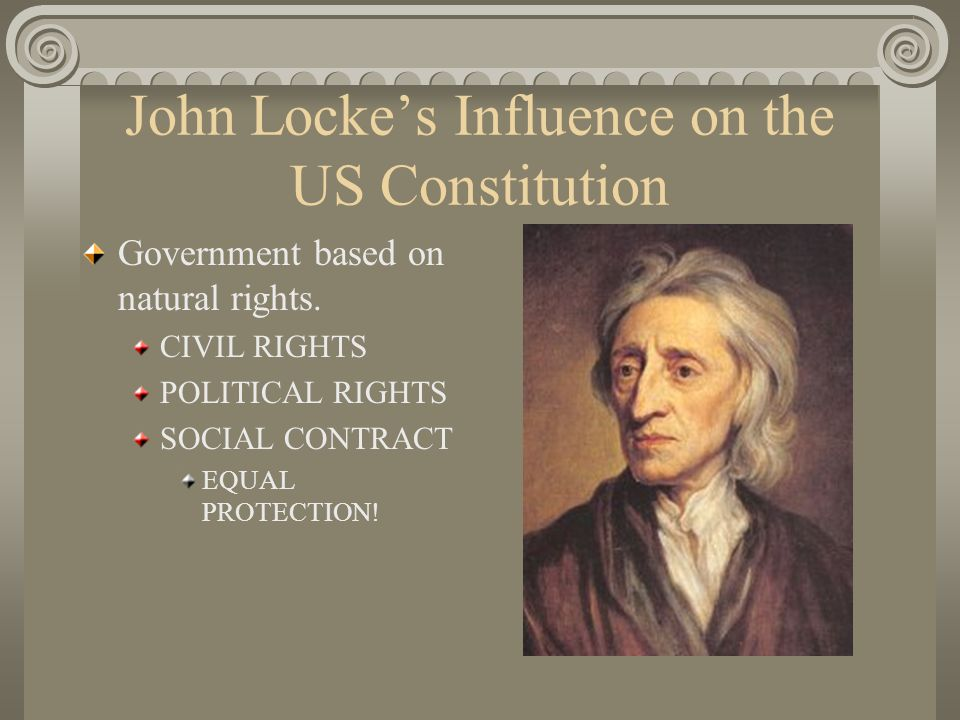 The Influence Of John Lockes Philosophy In Two Treatises Of Civil Government Essay Sample