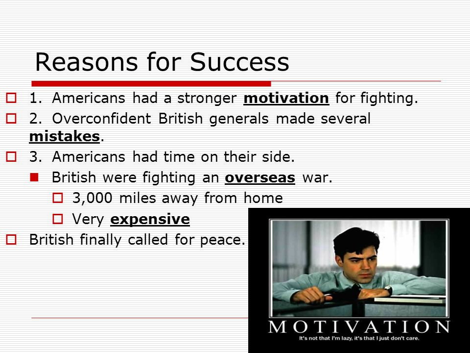 the reasons for americas success What are three reasons that explain spain's success in building an empire in the americas - 10890191.