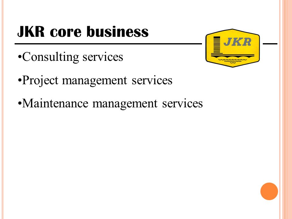 Management Consulting Services : Construction technology maintenance ppt video online