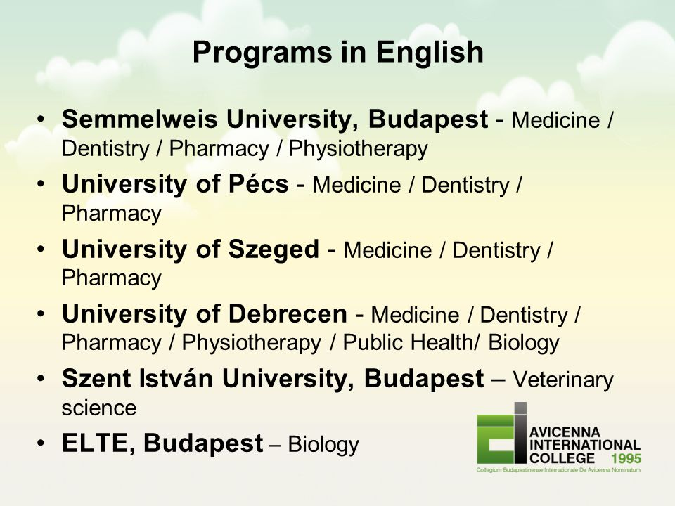 Study Dentistry in Europe | studymedicineabroad.com