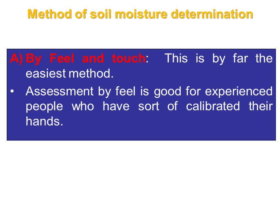 gravimetric determination of moisture in fertilizer And potassium fertilizers is in dispute gravimetric low temperature gravimetric methods are commonly used to accurately determination of moisture in fertilizers 1.
