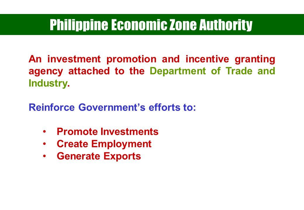 Philippine Economic Zone Authority