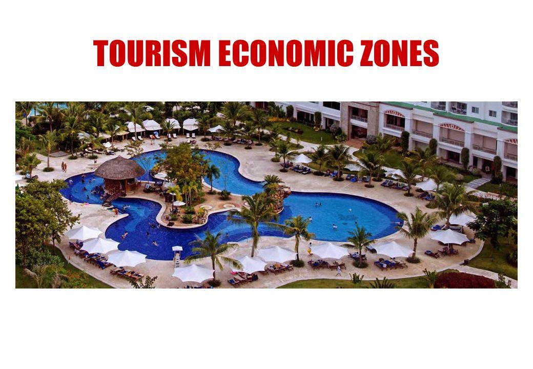 TOURISM ECONOMIC ZONES
