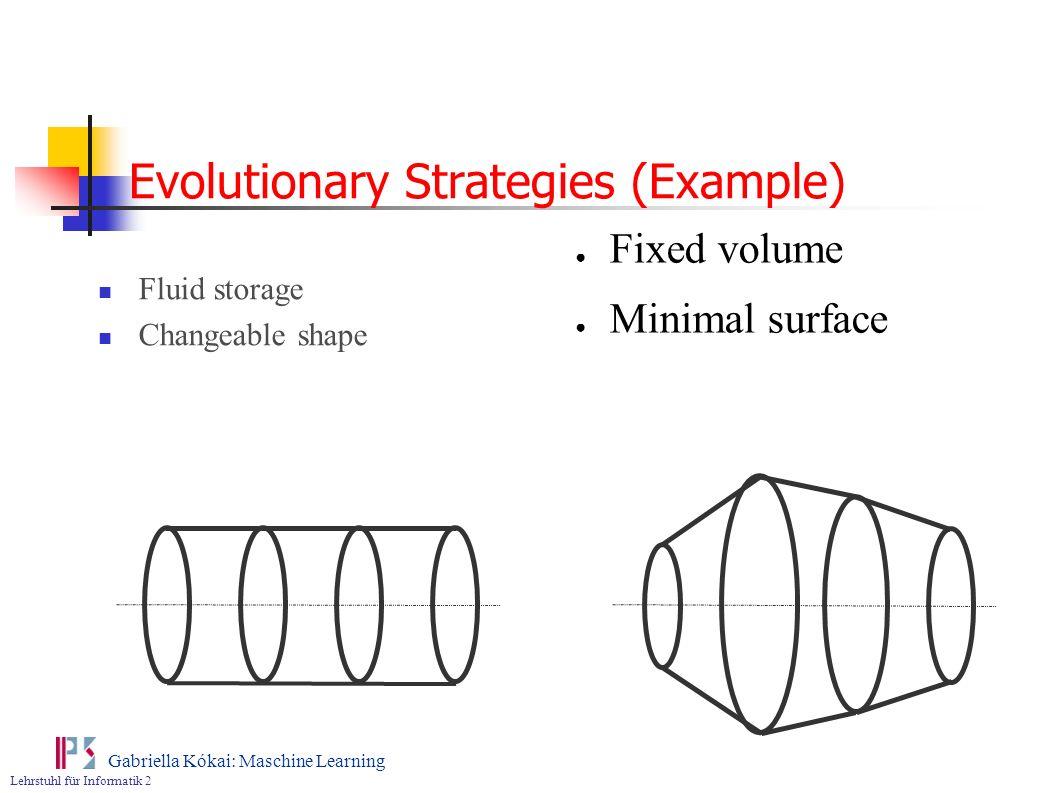 Evolutionary Strategies (Example)