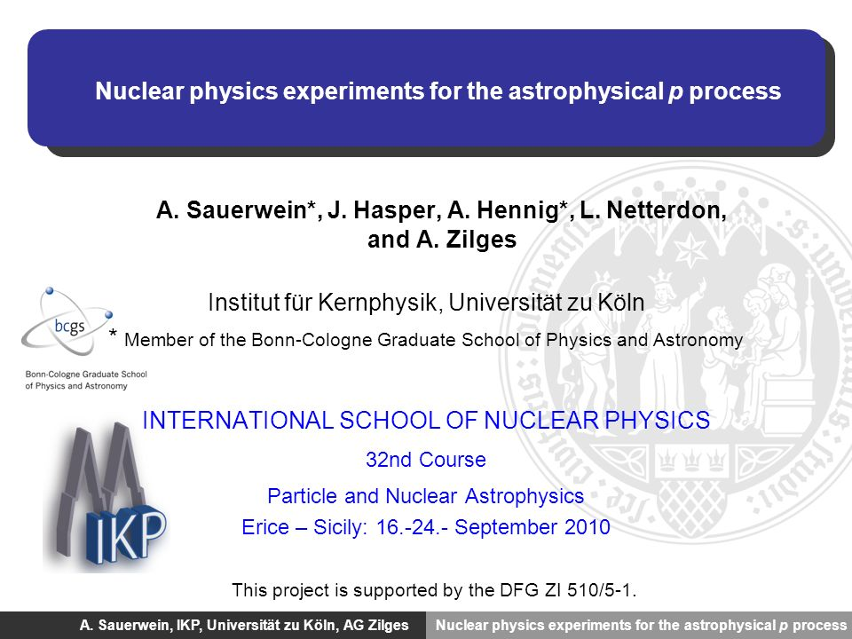 Nuclear physics experiments for the astrophysical p process